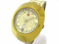 ラドー RADO 腕時計 ダイアスター 648.0413.3 メンズ 11Pダイヤインデックス ゴールド【中古】