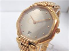 ディオール ChristianDior 腕時計 48.153 レディース シルバー【中古】