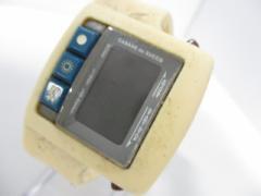 ズッカ ZUCCA 腕時計 W621-4000 ボーイズ CABANE de ZUCCA/ラバーベルト グレー【中古】