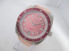 ゾディアック ZODIAC 腕時計 ZO2231 レディース ピンク【中古】