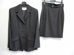 ロートレアモン LAUTREAMONT スカートスーツ 2 レディース 美品 黒【中古】