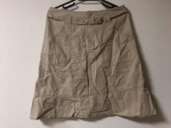 ツモリチサト TSUMORI CHISATO スカート サイズ1 S レディース 新品同様 ライトブラウン【中古】
