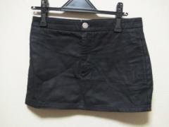 クロエ Chloe ミニスカート サイズT34 レディース 黒【中古】