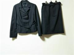 ボディドレッシング BODY DRESSING スカートスーツ サイズ9 M レディース ダークグレー【中古】