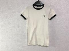 ラルフローレン RalphLauren 半袖Tシャツ サイズM レディース 美品 白×黒【中古】