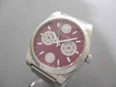ポールスミス PaulSmith 腕時計 6355-T010989TA メンズ ボルドー【中古】