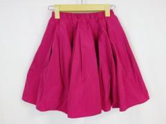 チェスティ Chesty スカート サイズ0 XS レディース 美品 レッド【中古】