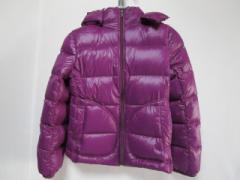 バーバリーロンドン Burberry LONDON ダウンジャケット サイズ40 L レディース 美品 パープル 冬物【中古】