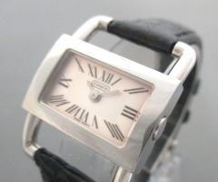 コーチ COACH 腕時計 0275 レディース シルバー【中古】