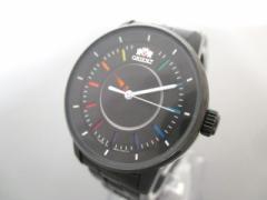 オリエント ORIENT 腕時計 NB00-S0-B CA レディース 裏スケ 黒【中古】