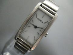 フルラ FURLA 腕時計 - レディース 白【中古】