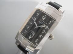 ダンヒル dunhill/ALFREDDUNHILL 腕時計 美品 ダンヒリオン 8014 メンズ 黒【中古】