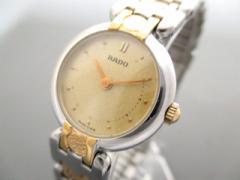 ラドー RADO 腕時計 153.3569.2 レディース ゴールド【中古】