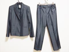 ミッシェルクラン MICHELKLEIN レディースパンツスーツ サイズ38 M レディース ダークグレー【中古】