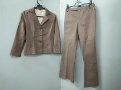 ボールジー BALLSEY レディースパンツスーツ サイズ38 M レディース ブラウン【中古】