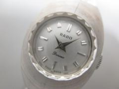 ラドー RADO 腕時計 デュランス - レディース シルバー【中古】