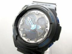 カシオ CASIO 腕時計 美品 G-SHOCK GA-303B メンズ 30周年記念モデル グレー×シルバー×ネイビー【中古】