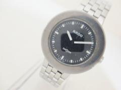 ラドー RADO 腕時計 DIASTAR 153.0342.3 レディース 黒【中古】
