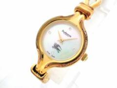 バーバリーズ Burberrys 腕時計 7000 レディース シェル文字盤 シェルホワイト【中古】