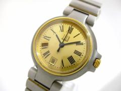 ダンヒル dunhill/ALFREDDUNHILL 腕時計 美品 ミレニアム - レディース ゴールド【中古】