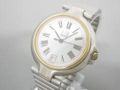 ダンヒル dunhill/ALFREDDUNHILL 腕時計 ミレニアム - メンズ 白【中古】