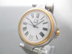 ダンヒル dunhill/ALFREDDUNHILL 腕時計 ミレニアム - レディース 白【中古】