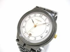 ランセル LANCEL 腕時計 2813-269027K レディース 白【中古】