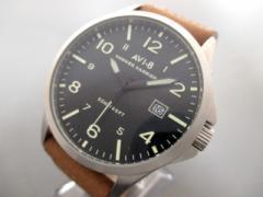 アヴィエイト AVI-8 腕時計 美品 ホーカー・ハリアーII 4019 メンズ【中古】