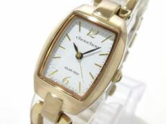 レグノ REGUNO 腕時計 chouchou B035-T015751 レディース 白【中古】