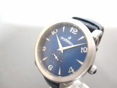 オロビアンコ OROBIANCO 腕時計 OR-0013 レディース 革ベルト ネイビー【中古】