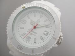 ロエン Roen 腕時計 - レディース スカル 白【中古】