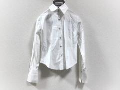 ナラカミーチェ NARACAMICIE 長袖シャツブラウス サイズ0 XS レディース 白【中古】
