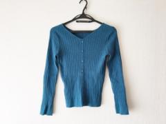アプワイザーリッシェ Apuweiser-riche 長袖セーター サイズ2 M レディース ブルー【中古】