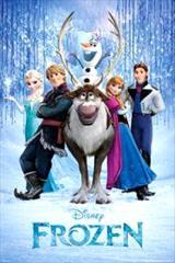 アナと雪の女王 オールキャスト ポスター