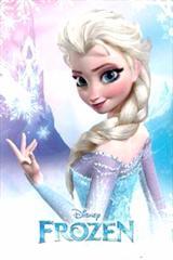 アナと雪の女王 エルサ  ポスター