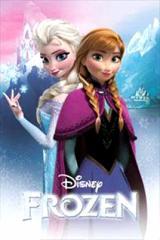 アナと雪の女王 アナとエルサ ポスター