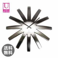 アンブラ バーストメタル ウォールクロック 002211201-0002 壁掛け時計 インテリア デザイン時計 UMBRA
