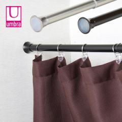 UMBRA アンブラ クローマ テンションロッド ミドルタイプ 244923-038 カーテン突っ張り棒 つっぱり棒 カーテン伸縮棒 棒