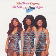 【CD国内】 Three Degrees スリーディグリーズ / Best In Three Degrees 送料無料