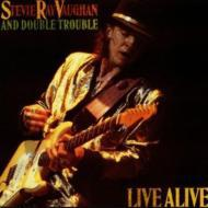 【CD輸入】 Stevie Ray Vaughan スティービーレイボーン / Live Alive