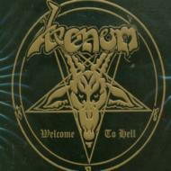 【CD輸入】 Venom ベノム / Welcome To Hell