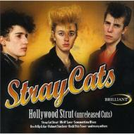 【CD輸入】 Stray Cats ストレイキャッツ / Hollywood Strut (Unreleased Cuts)