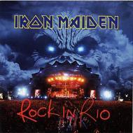 【CD輸入】 IRON MAIDEN アイアンメイデン / Rock In Rio  送料無料