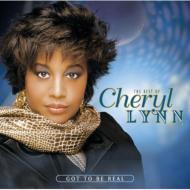 【CD国内】 Cheryl Lynn シェリルリン / Best Of