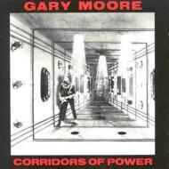 【CD輸入】 Gary Moore ゲイリームーア / Corridors Of Power