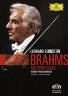 【DVD】 Brahms ブラームス / 交響曲全集 バーンスタイン&ウィーン・フィル 送料無料