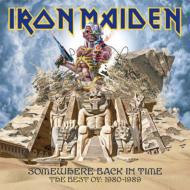 【CD輸入】 IRON MAIDEN アイアンメイデン / Somewhere Back In Time The Best Of 1980-1989