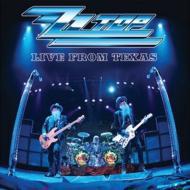 【CD輸入】 Zz Top ジージートップ / Live From Texas