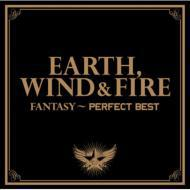 【CD国内】初回限定盤 Earth Wind And Fire アースウィンド&ファイアー / Fantasy:  Perfect Best