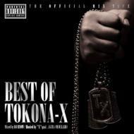 【CD】 DJ RYOW ディージェイリョウ / BEST OF TOKONA-X mixed by DJ RYOW